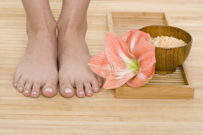 Bei strapazierten oder erkrankten Füßen ist eine rechtzeitige Behandlung wichtig.